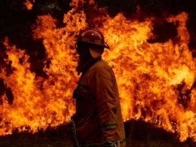 آسٹریلیا میں جنگلاتی آگ شدید ہوتی ہوئی
