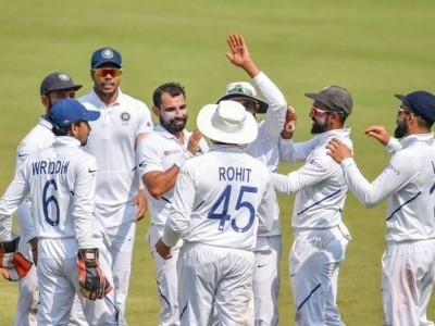 India win first Test against Bangladesh by an innings 130 runs