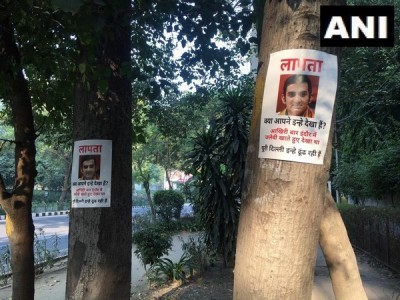 'Last seen eating jalebis in Indore': Missing posters of Gautam Gambhir crop up in Delhi