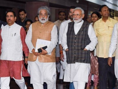 Parliament's winter session will be productive, hopes PM Modi