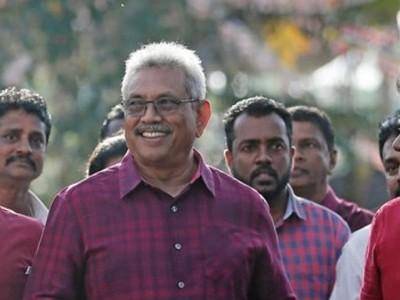 Sri Lanka elections: Gotabaya Rajapaksa elected as new President