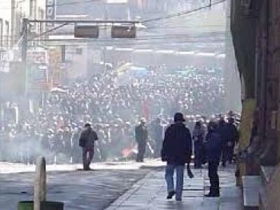 بولیویا میں مظاہرے کے دوران 23 افراد ہلاک، 700 سے زیادہ زخمی