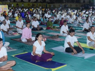 'Yoga should be introduced in formal education'