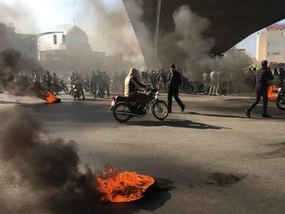 ایرانی فورسز کا مظاہرین کو منتشر کرنے کیلئے تشدد، 29 ہلاک