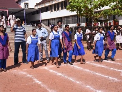 Mangaluru: Children thrilled to take part in Orphanage Olympics