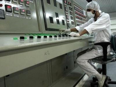 بھاری پن کا ذخیرہ 130میٹرک ٹن: ایران کی جوہری سمجھوتے کی ایک اور خلاف ورزی