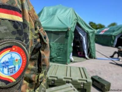 جرمنی چینی فوج کی امداد بند کرے، ایمنسٹی انٹرنیشنل کا مطالبہ