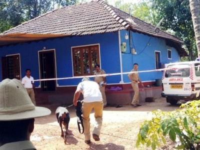 Mangaluru: Man, teenage granddaughter murdered in house