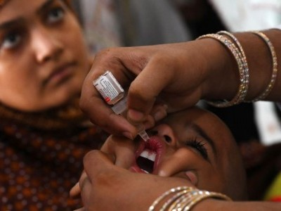 پولیو کیس میں اضافہ، 2019 پاکستان کے لیے بھیانک قرار