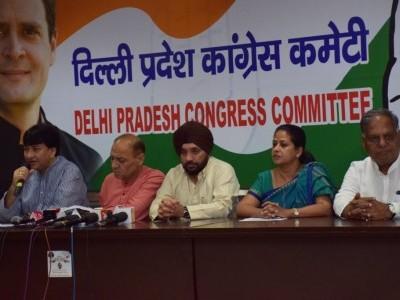 دہلی کے خراب نقل وحمل نظام کے لئے کیجریوال حکومت ذمہ دار، کانگریس کا الزام