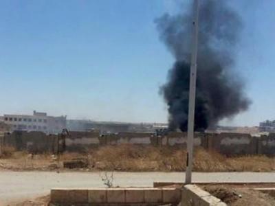 شام : کوبانی میں ترکی کے فضائی حملے میں ہلاکتیں