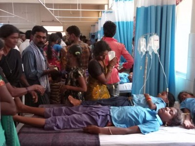 Karnataka: Over 60 students hospitalised after consuming mid-day meal