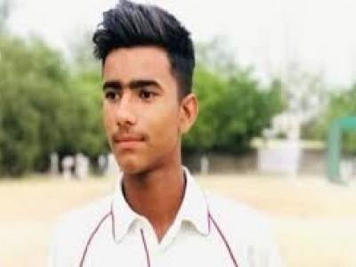 15 سال کے اسپنر نردیش بیسویا نے رقم کی تاریخ، ایک ہی اننگز میں حاصل کئے  10 وکٹ
