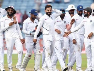 ہندوستان کی جنوبی افریقہ کے خلاف اننگز اور 137 رن سے بڑی جیت، فریڈم سیریز پر قبضہ
