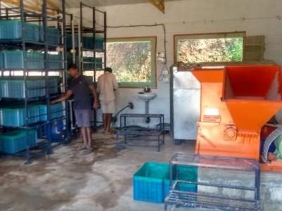 گوکرن میں کچے کچرے سے نامیاتی کھاد کی تیار ی : اترکنڑا ضلع میں پہلا تجربہ