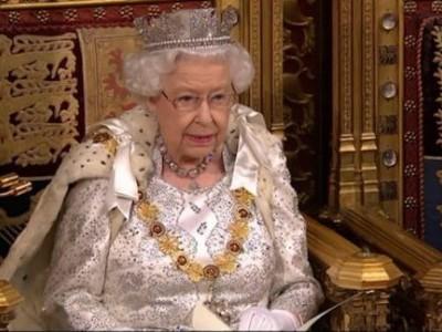 31اکتوبر تک برطانیہ یوروپی یونین سے الگ ہوجائے:ملکہ الزبتھ