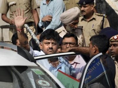 دہلی کی عدالت نے  ڈی کے شیو کمار کی عرضی ضمانت پرسماعت پھر ملتوی