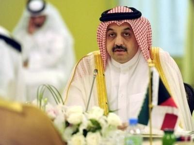 شام پرترکی کا حملہ کوئی جرم نہیں:قطری وزیر دفاع