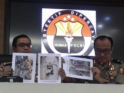 انڈونیشیا میں چھتیس مشتبہ جنگجو گرفتار