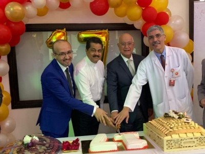 Thumbay Hospital Ajman Celebrates 17th Anniversary