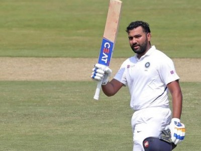 Opening the batting just suits my game, says Rohit