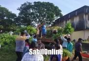 بھٹکل میں تعلقہ انتظامیہ ،میونسپالٹی اور جالی پنچایت،کالج و اسکولوں سمیت کئی ایک مقامات پر گاندھی جینتی کی مناسبت سے صفائی مہم