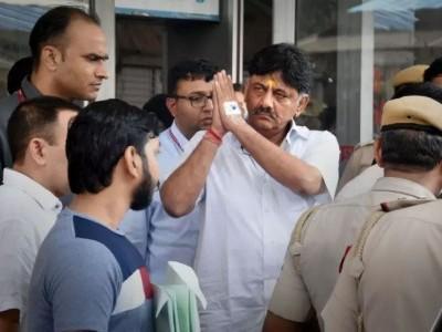 Supreme Court dismisses ED plea challenging bail to DK Shivakumar