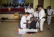Shotokon Karate Institute Bhatkal Holds Black Belt Grading