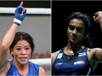 Mary Kom recommended for Padma Vibhushan, PV Sindhu for Padma Bhushan