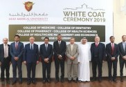 Ajman: Gulf Medical University's White Coat Ceremony Welcomes New Batch of 472 Future Healthcare Professionals
