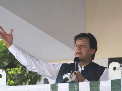 Won't Disappoint People of Kashmir in My Address at United Nations, Says Imran Khan at Muzaffarabad Rally