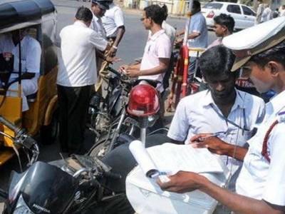 Motor Vehicles Act: Karnataka set to slash hefty fines on traffic offenders