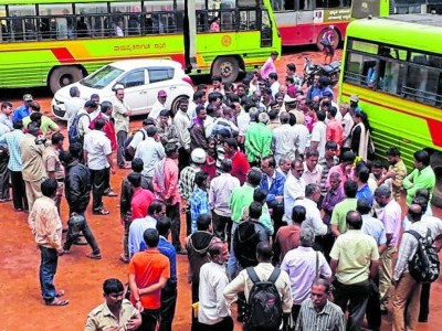Action against bus driver, conductor sought