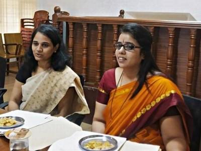 Verify details on electoral rolls, says DC Sindhu Rupesh