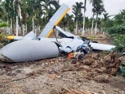 DRDO Unmanned Aerial Vehicle 'Rustom-2' Crashes in Karnataka's Chitradurga