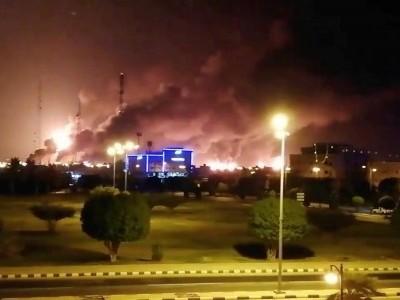 سعودی آئل فیلڈ پر ڈرون حملے میں ایرانی سرزمین استعمال ہوئی، امریکی حکام کا دعویٰ