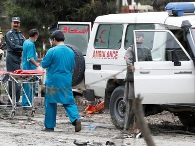 افغانستان میں کار بم دھماکے میں سات افراد ہلاک،85زخمی