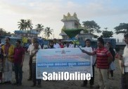 'International Beach Cleaning Day' observed in Murdeshwar