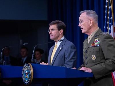 امریکا کا سعودی عرب اور یو اے ای میں فوجیں بھیجنے کا اعلان