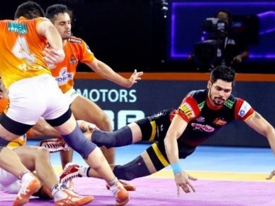 Pro Kabaddi League: Puneri Paltan end home leg with win over Bengaluru