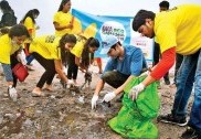 Coastal clean-up leaves beaches trash-free in Dakshina Kannada, Udupi