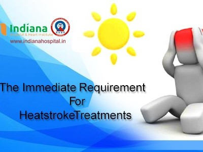 The Immediate Requirement for Heatstroke Treatments