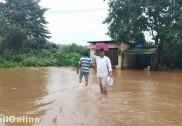 شموگہ میں بارش کا سلسلہ جاری؛ ہوناور کے گیرسوپا ڈیم سے پھر چھوڑا گیا پانی؛ شراوتی بیلٹ کے عوام میں خوف وہراس ،بوڑھے بزرگوں کو محفوظ مقامات پر کیا گیا منتقل