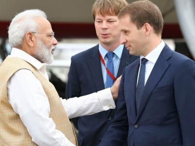 ہند۔روس تعاون سے ترقی کی راہیں کھلیں گی: وزیراعظم نریندرمودی