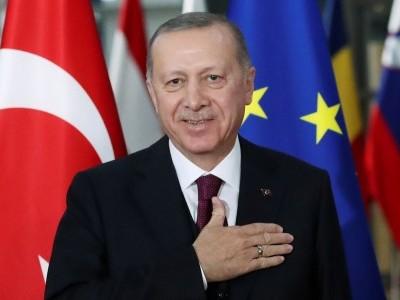 ترک صدر نے کیا کورونا متاثرین کی مدد کے لئے 7 ماہ کی تنخواہ کا عطیہ