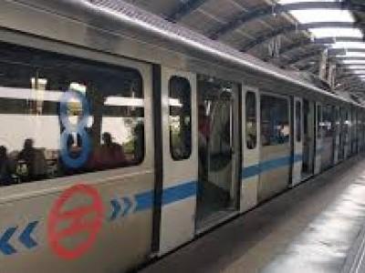 لاک ڈاؤن: پوری طرح بند نہیں دہلی میٹرو، خاص لوگوں کے لیے جاری ہے مفت سروس