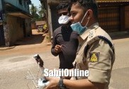 Coronavirus: Bhatkal Police deploy drones to monitor movement of vehicles and people