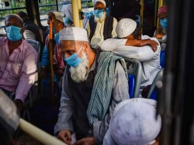 کرناٹک سے درجنوں افراد نے مرکز نظام الدین کے اجتماع میں شرکت کی؛ کورونا سے ایک کی موت، باقی کی نشاندہی کر کے کورانٹائن، 13/ افراد میں وائرس نہ ہونے کی تصدیق