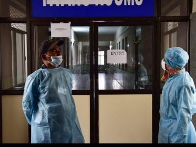 کورونا وائرس وباء:اڈپی ضلع میں 13مریضوں کو آئسولیشن وارڈ میں داخل کیا گیا۔ پوزیٹیو معاملات کے لئے مختص کیا گیا اسپتال