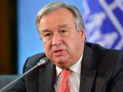 Extremists taking advantage of global COVID-19 lockdowns to recruit youths online: UN chief